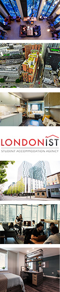 Accommodation in Central London Zone1