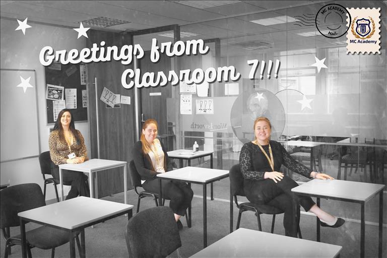 IELTS at MC Academy