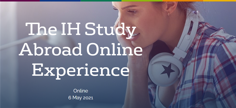 The IH Study Abroad Online Experience