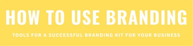 How to use Branding