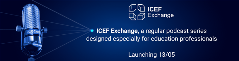 ICEF Exchange Podcasts
