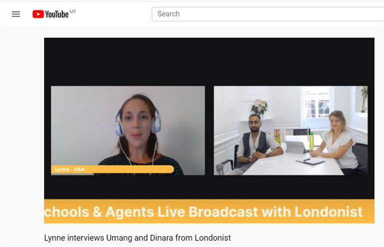 Londonist Live Broadcast
