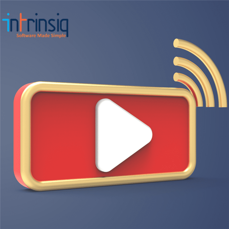 Intrinsiq Live Broadcast