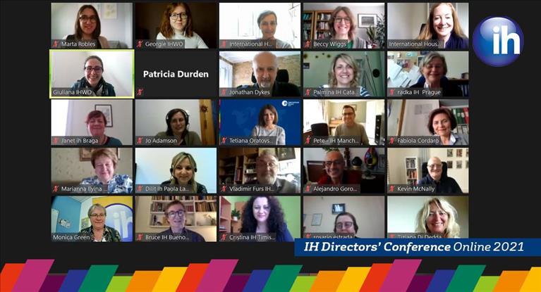 IH Directors' Conference online