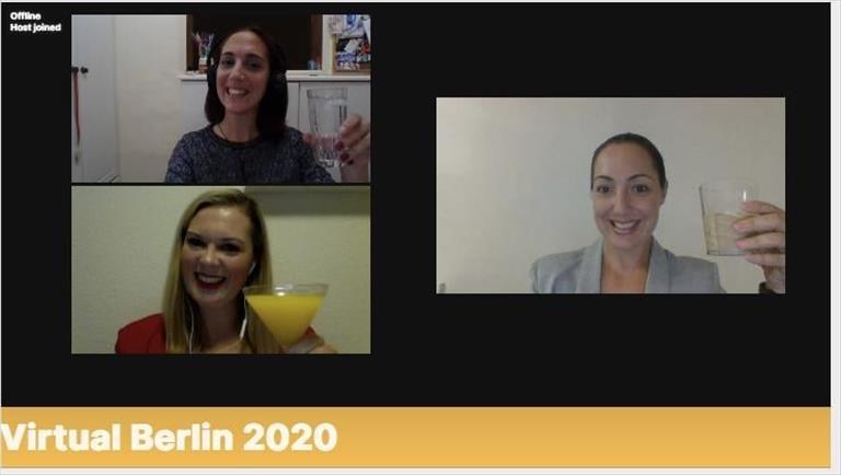 ICEF Virtual Berlin 2020