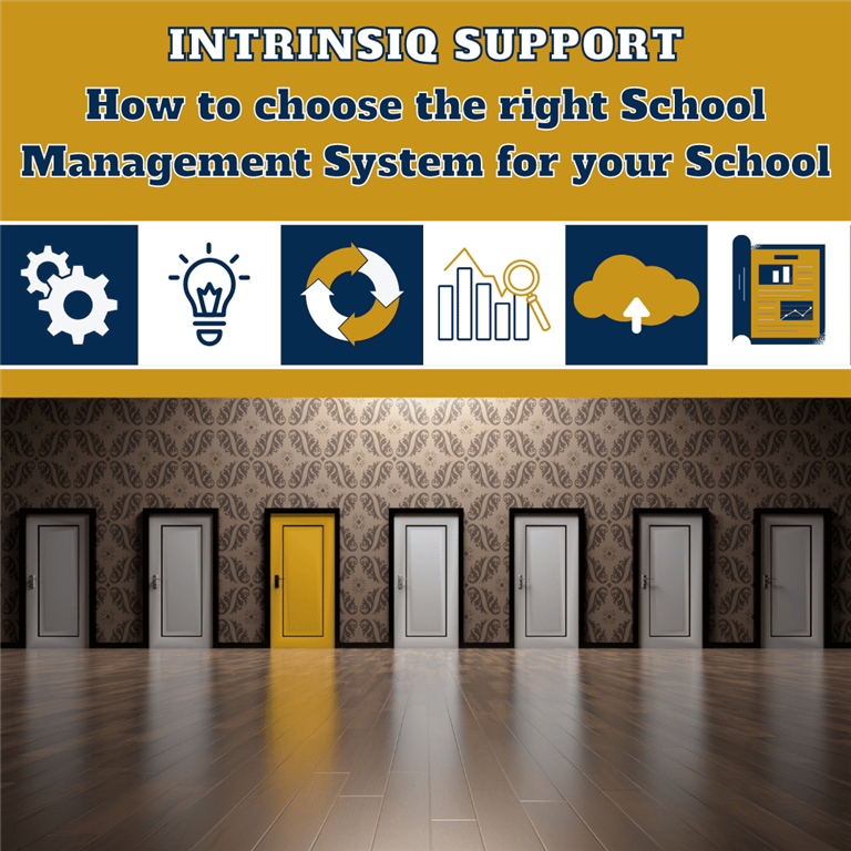 How to choose the right School Management System for your School