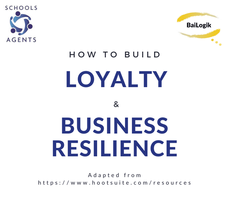 How to build Loyalty and Brand Resilience