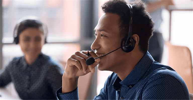 Customer Care Centre and Crisis Response Service