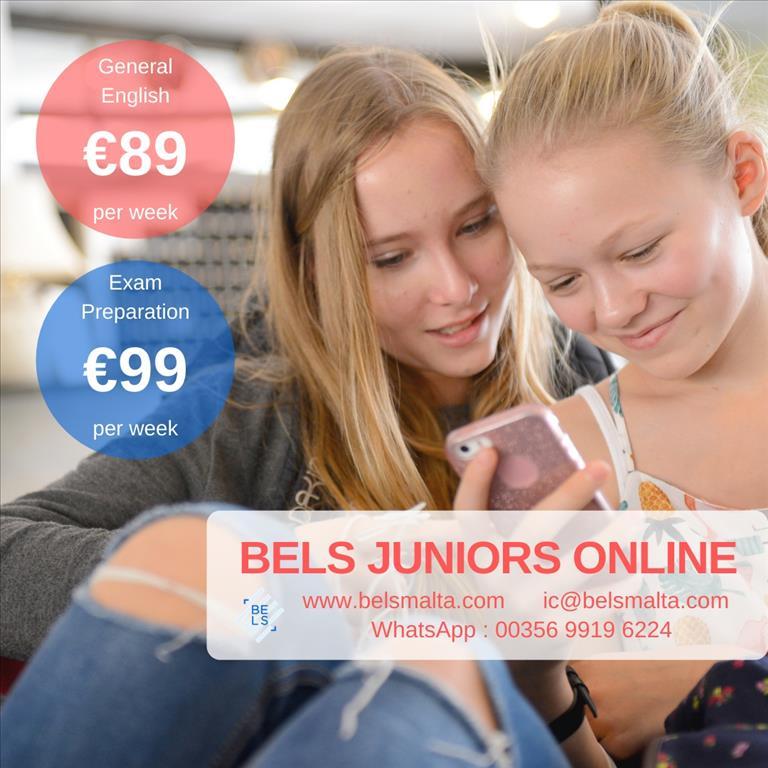 BELS Junior Online Courses