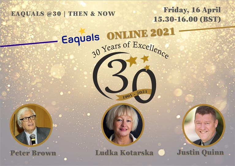 Eaquals holds online AGM and Eaquals Online 2021 event