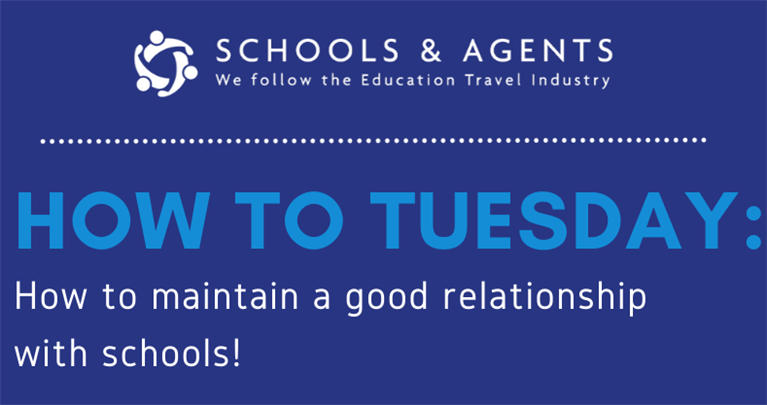How to maintain a good relationship with schools