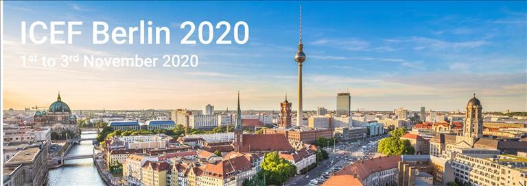 Announcing ICEF Berlin 2020