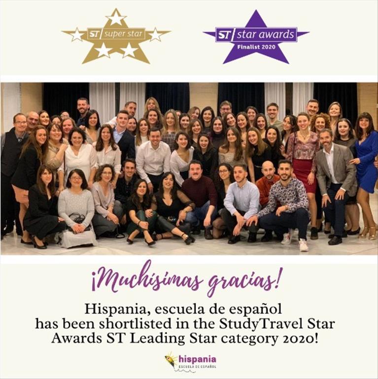 Hispania finalist ST Star