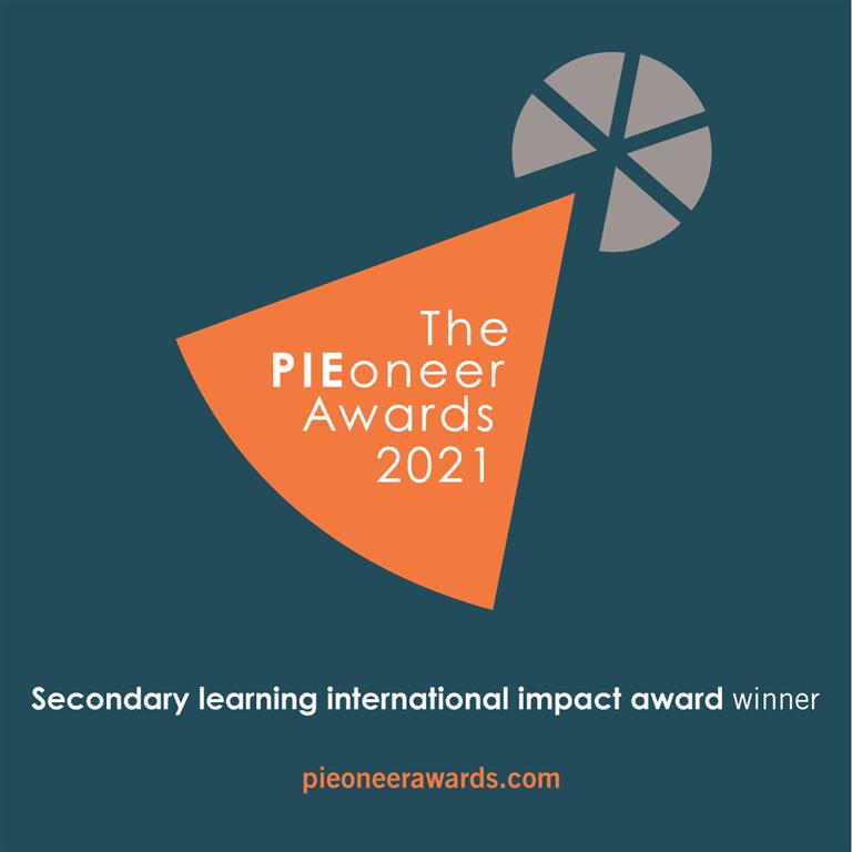 Merrick Preparatory School wins PIEoneer Award