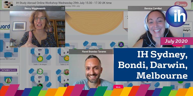 The second IH Study Abroad Online Workshop