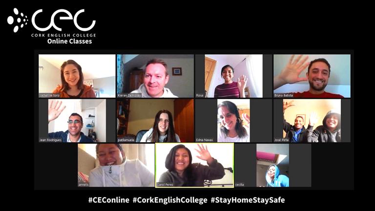 CEC learning online