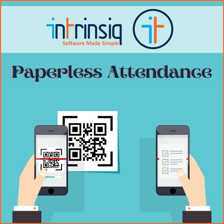 Paperless Attendance