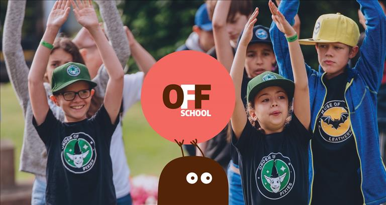 OFFschool goes Crowdfunding