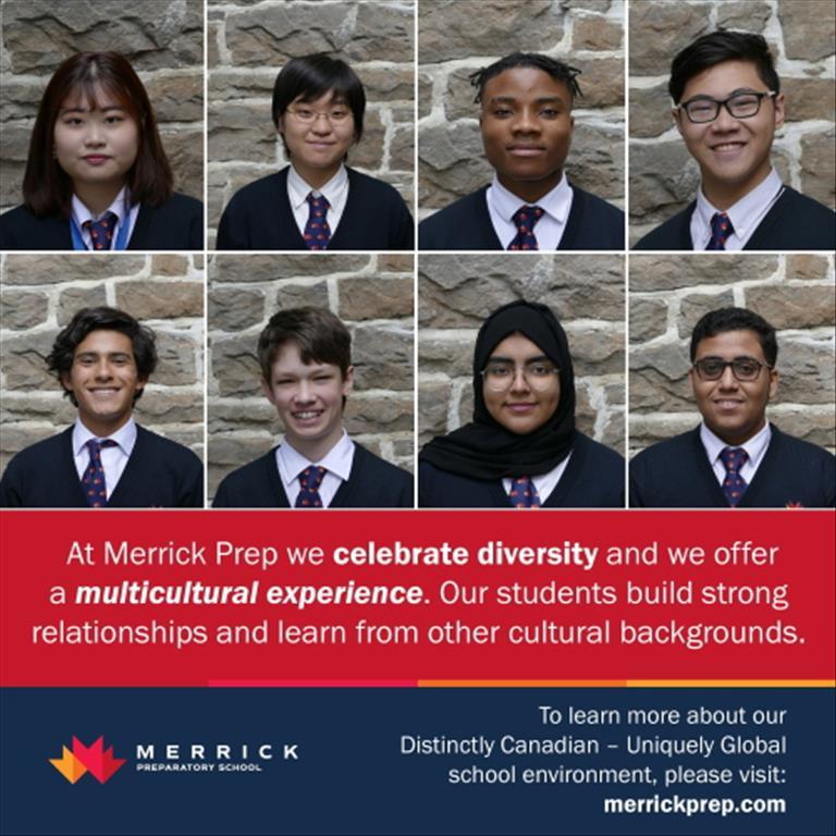 Diversity at Merrick Prep School