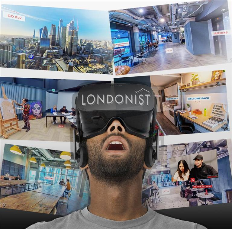 Londonist Virtual Reality Experience