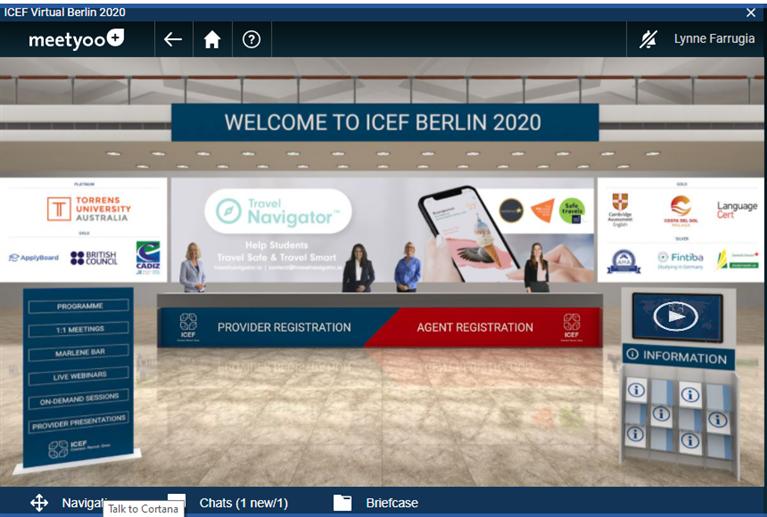 ICEF Virtual Berlin Workshop Day 1