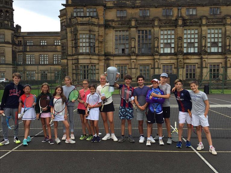 Stonyhurst Tennis Academy