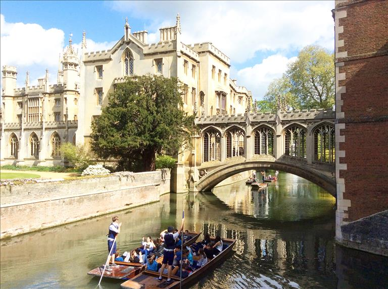 Cambridge is the Perfect Place for an Academic Summer School
