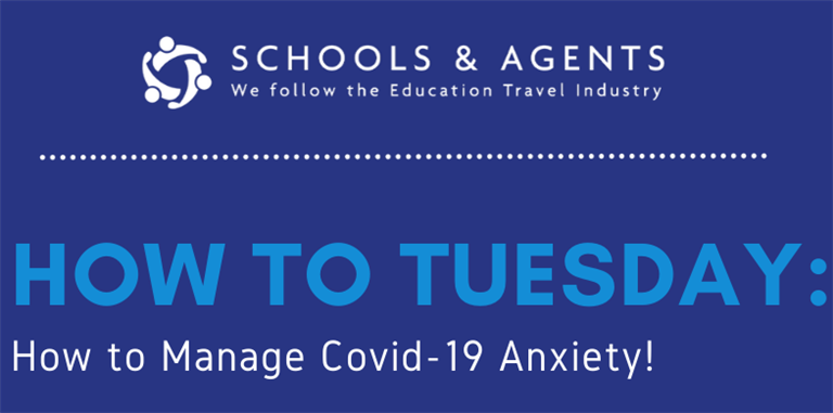 How to manage Covid-19 Anxiety