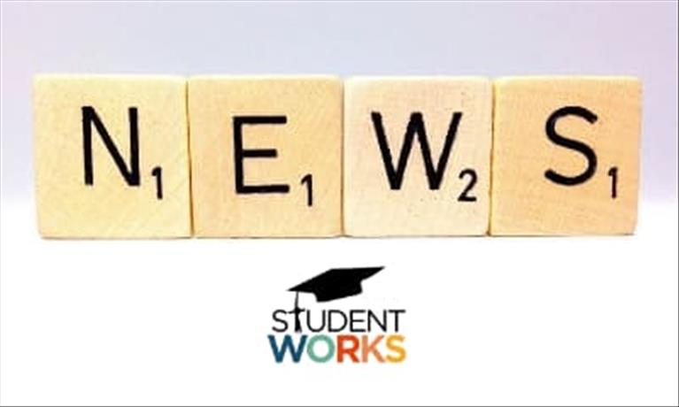 student works placement