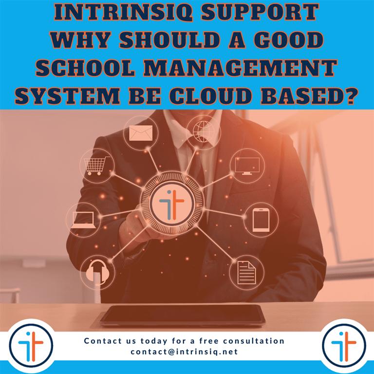 Cloud Based School Management System