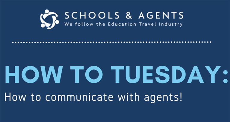 How to communicate with agents
