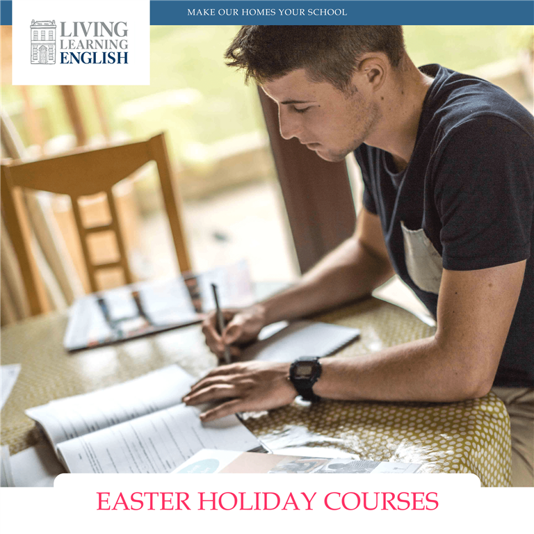 Easter with Living Learning English