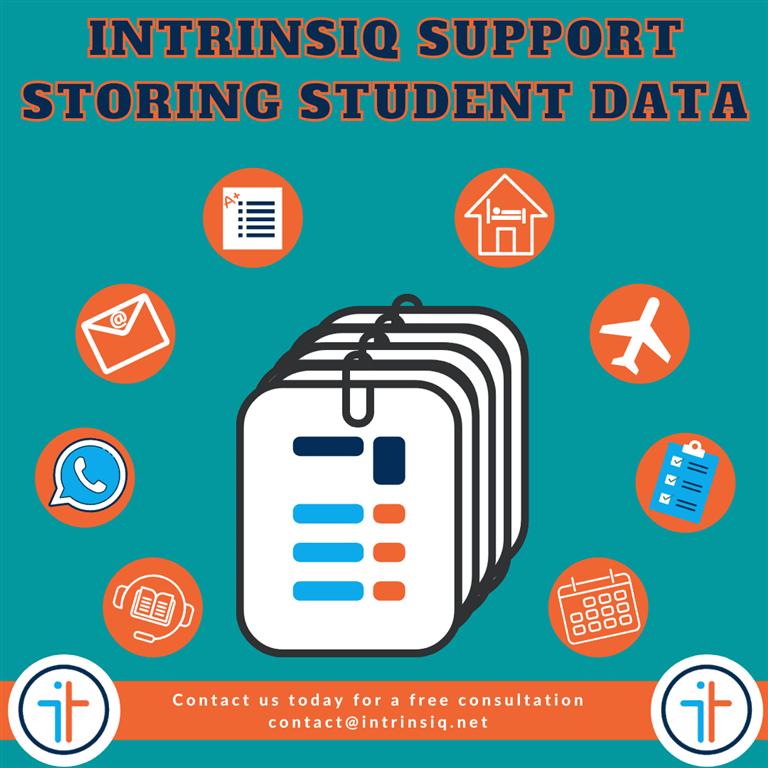 Storing Student Data