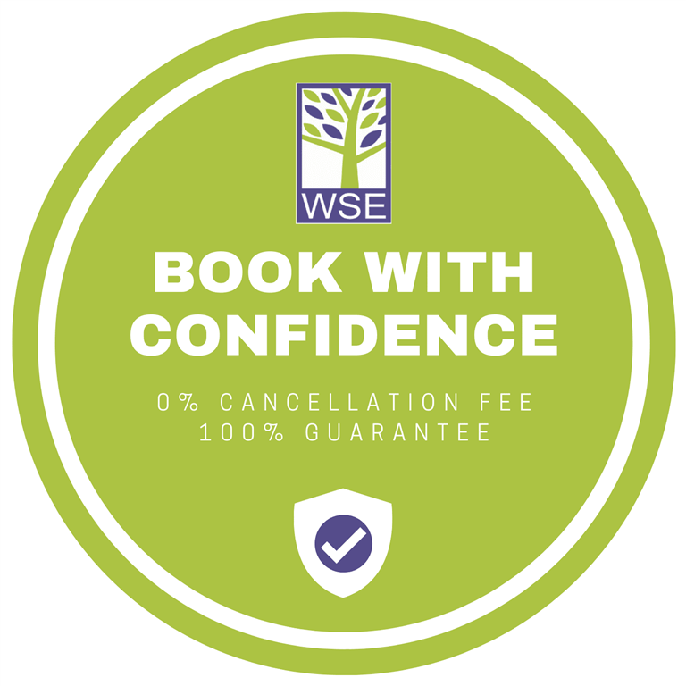 WSE Book with Confidence