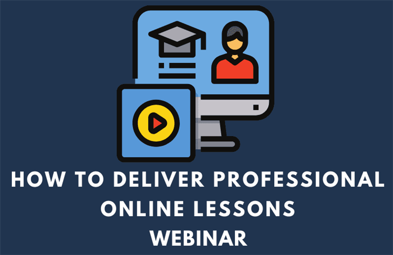 Professional Online Lessons