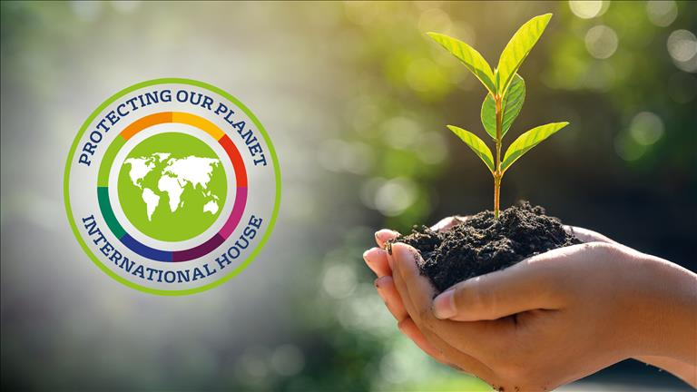 International House World Organisation leads IH network to Protect our Planet