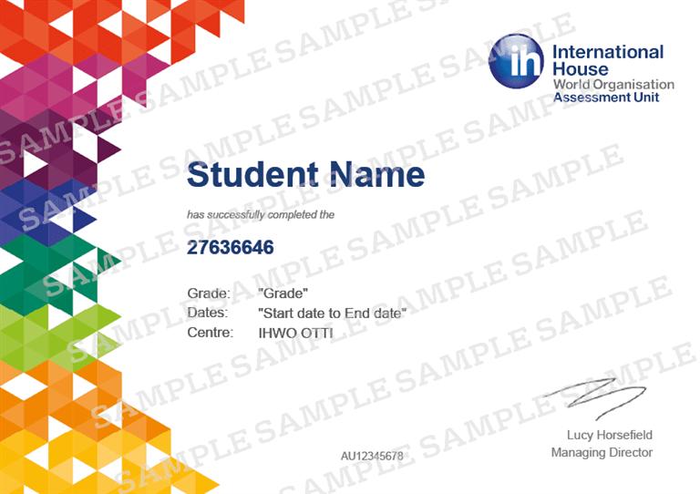 Verifiable Digital Certificates