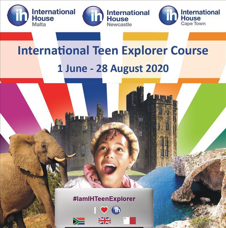 IH Malta Teens Explorer