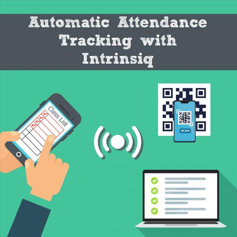 Automatic Attendance Tracking School Management System