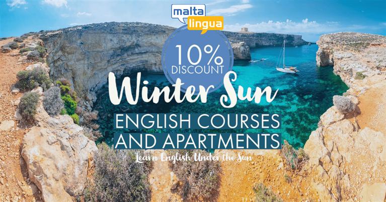 Big News for Maltalingua