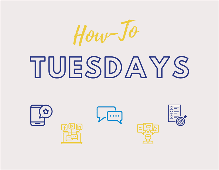 How to Tuesday Instagram
