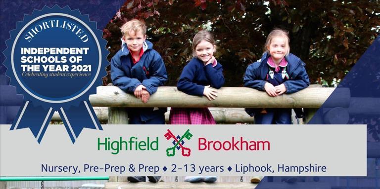 Highfield Brookham Award