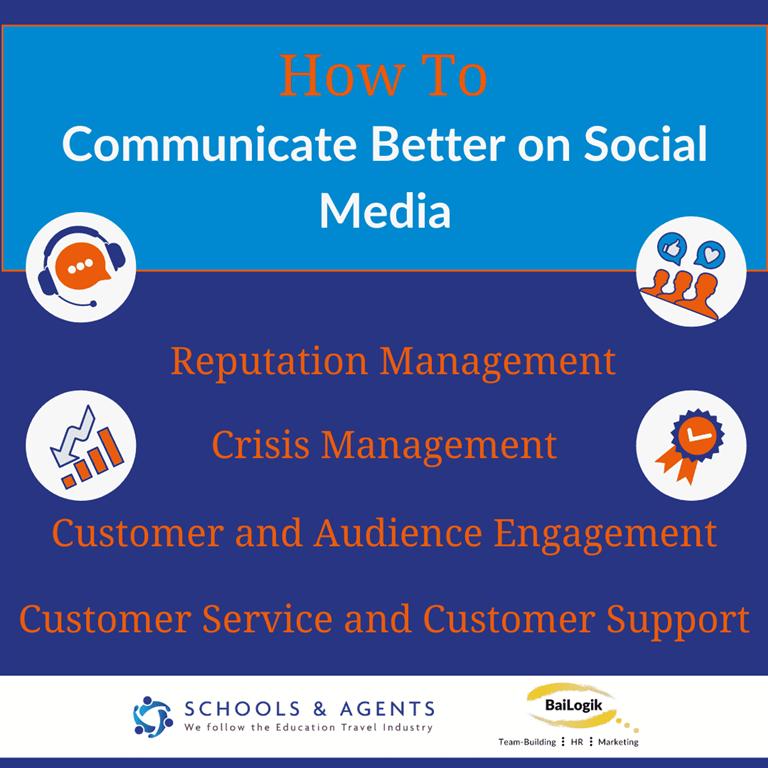 How to communicate better on Social Media