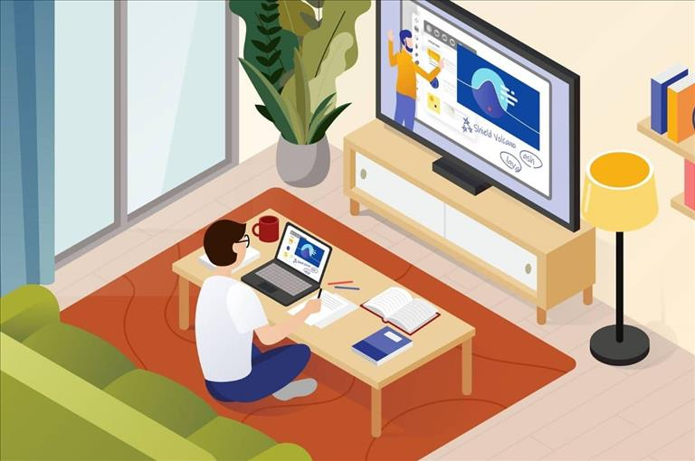 Distance Learning for schools